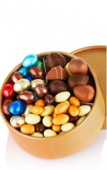 Slik & Chokolade u. logo