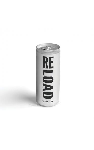 Energidrik med logo