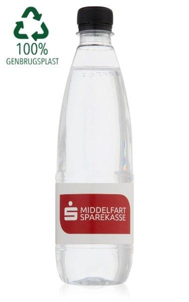 Klik for at åbne pdf guideline til vand med logo Gourmet 0,50 cl