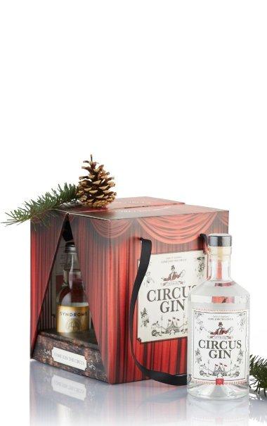 Circus Gin Box